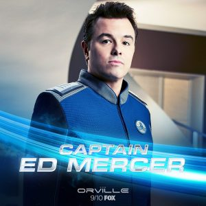 The Orville - Captain Ed Mercer