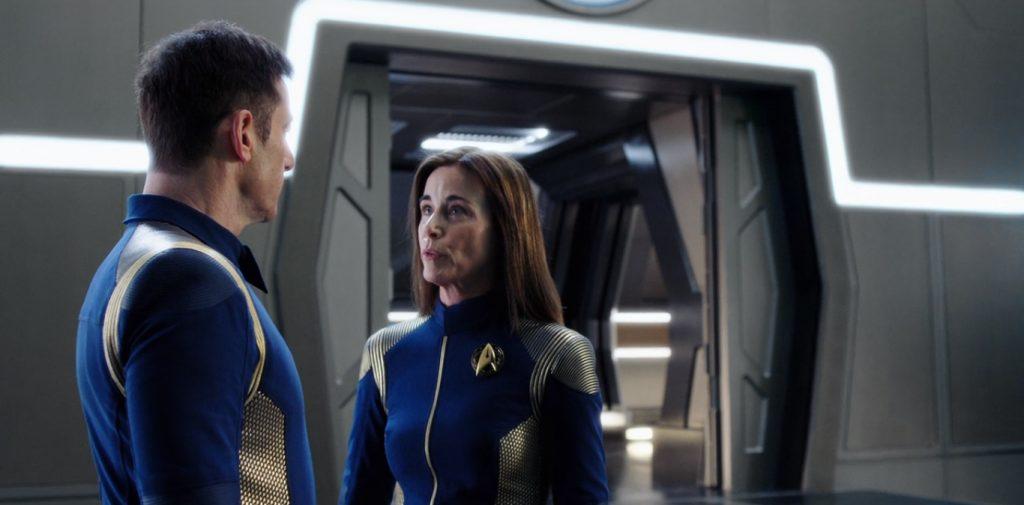 Discovery - Lethe S01E06 - Lorca confrontado pela Almirante Cornwell