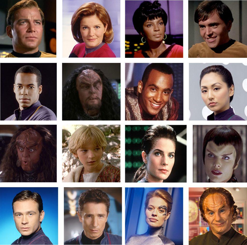 Star Trek Las Vegas 2018 - Confirmados
