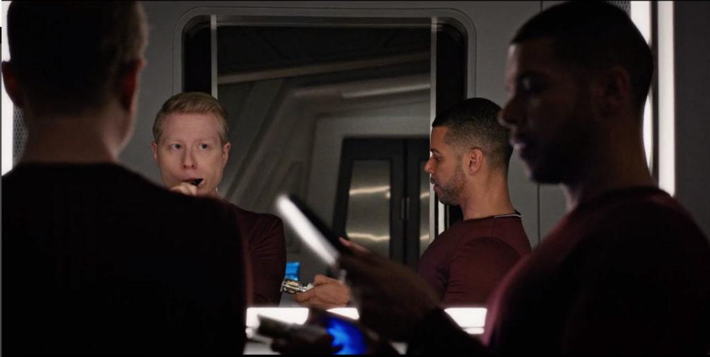 Star Trek Discovery - Choose Your Pain S01E05 - No espelho