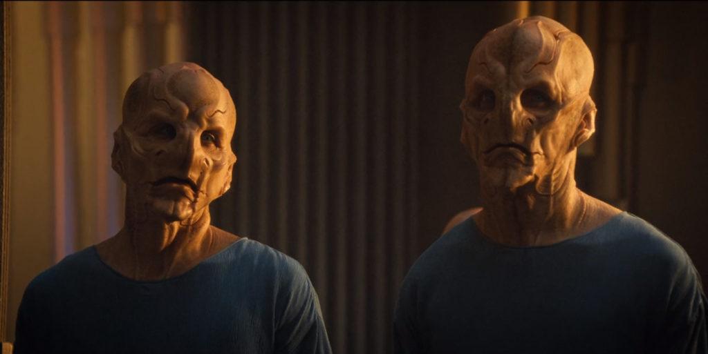 Star Trek Discovery S01E12 Vaulting Ambition - Kelpianos para serem escolhidos