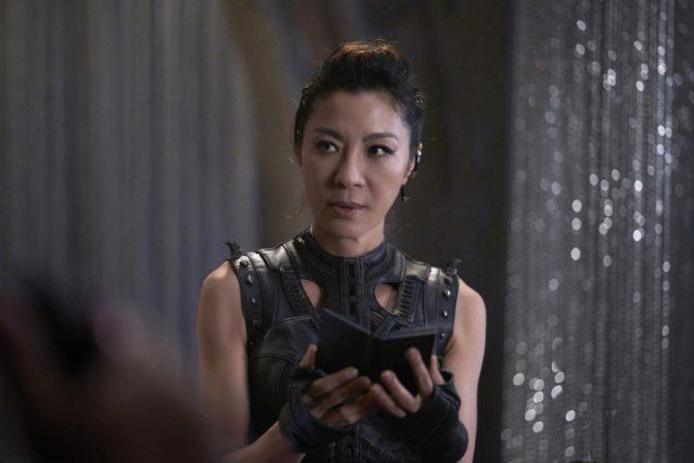 Michelle Yeoh como Philippa Georgiou