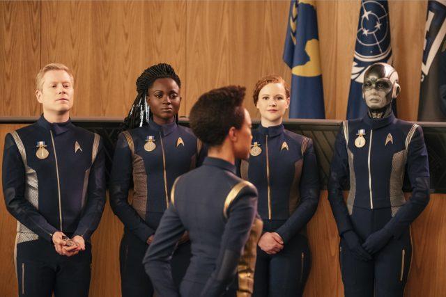 Star Trek: Discovery indicada ao Peabody Award